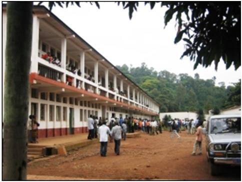 Département d'Administration Rurale