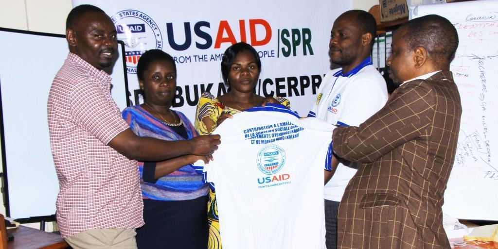 Une avancée vers le 3ème jalon du projet Amani kwa maendeleo à l'ISDR-Bukavu