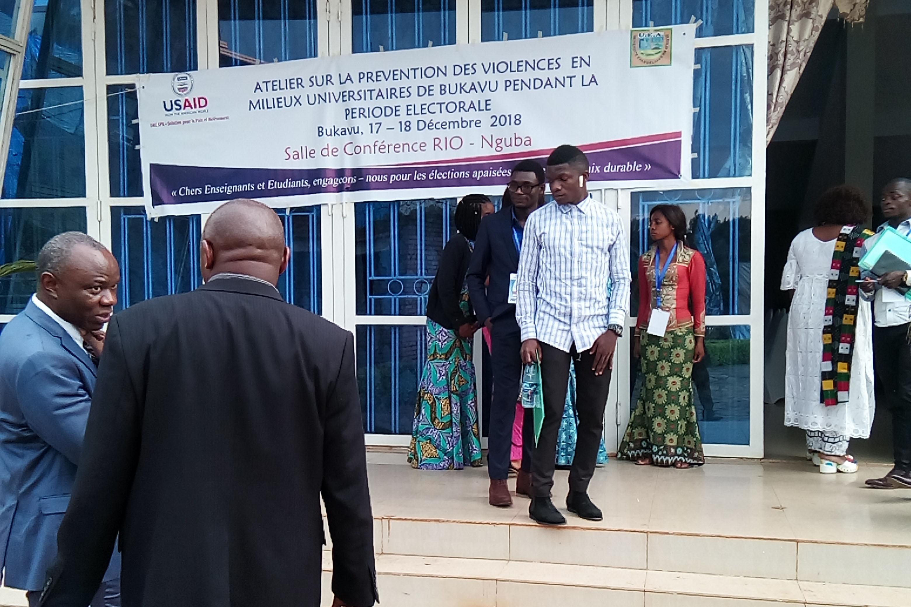 Politisation et apolitisme des milieux universitaires ne riment à rien au Sud-Kivu