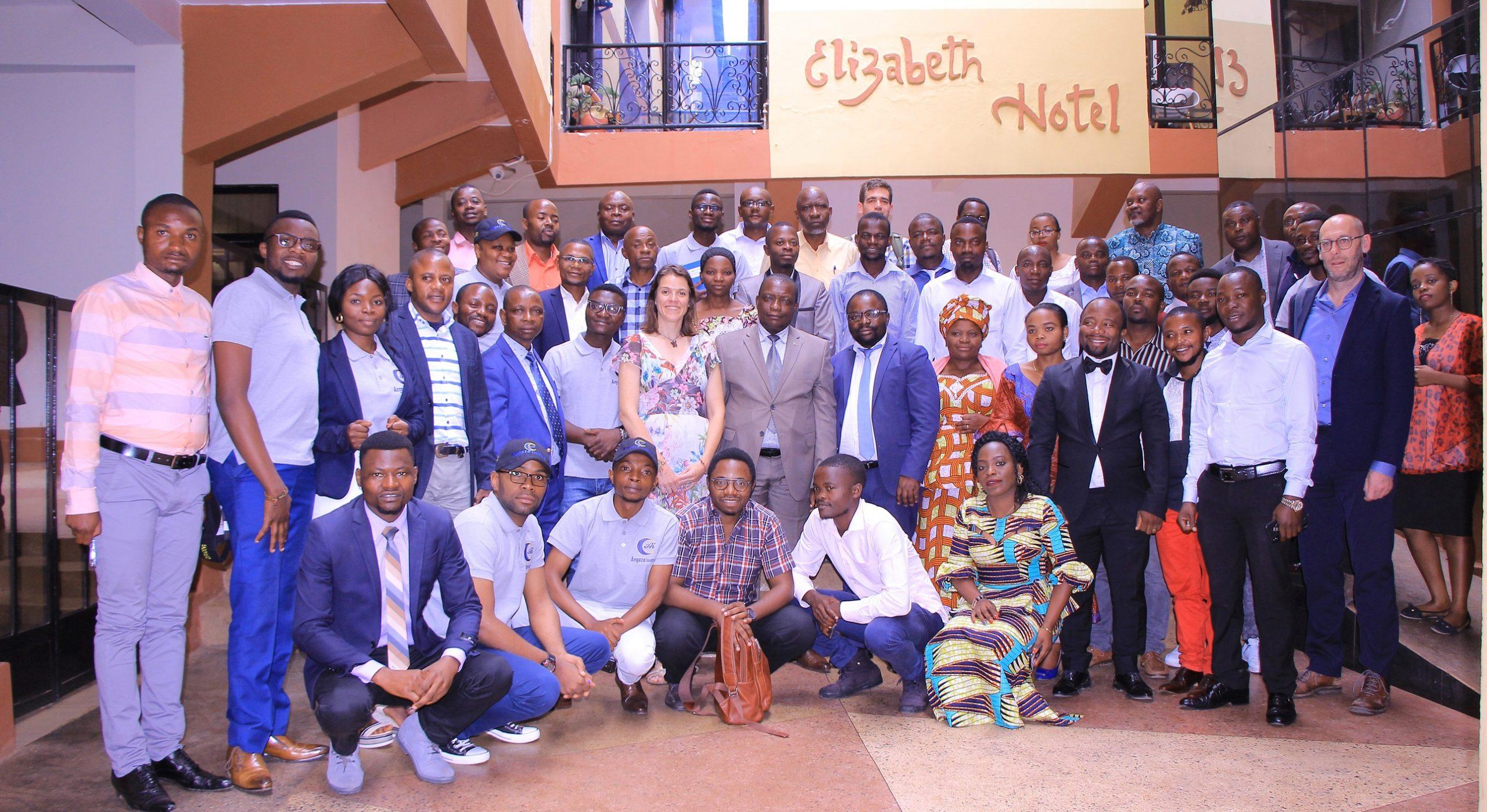 Deux nouveaux nés à l'ISDR-Bukavu : Lancement officiel du centre ''Angaza Institute'' et Vernissage de ''la Série Bukavu''