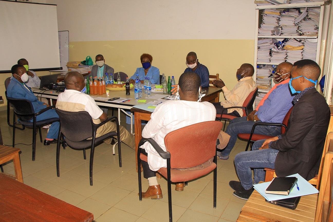 La sauvegarde de la réputation et le renom de l'ISDR-Bukavu, résolution du Conseil de l'Institut extraordinaire
