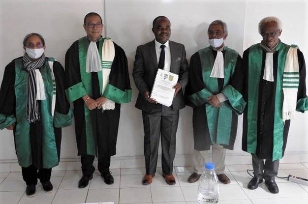 Une nouvelle Thèse à l'ISDR-Bukavu : Jean-Pierre CIRIMWAMI KASHANGABUYE